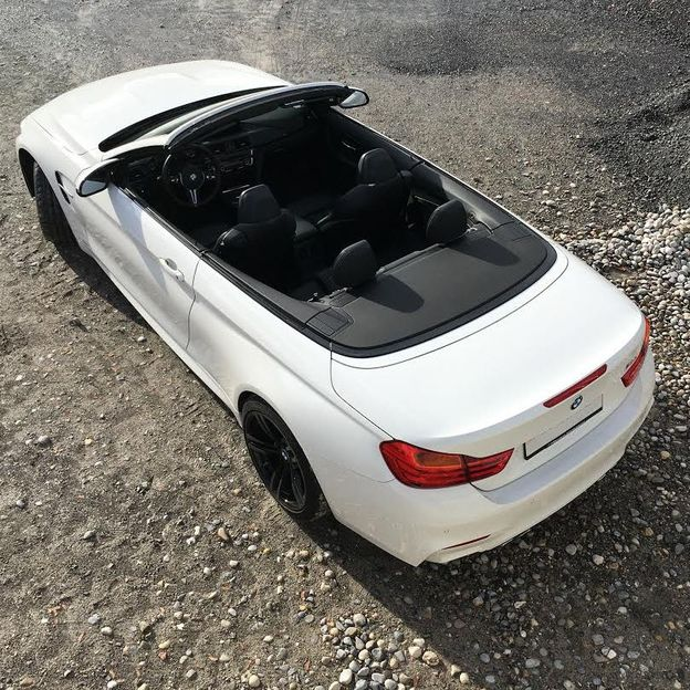 BMW M4 Cabrio für 6 Stunden