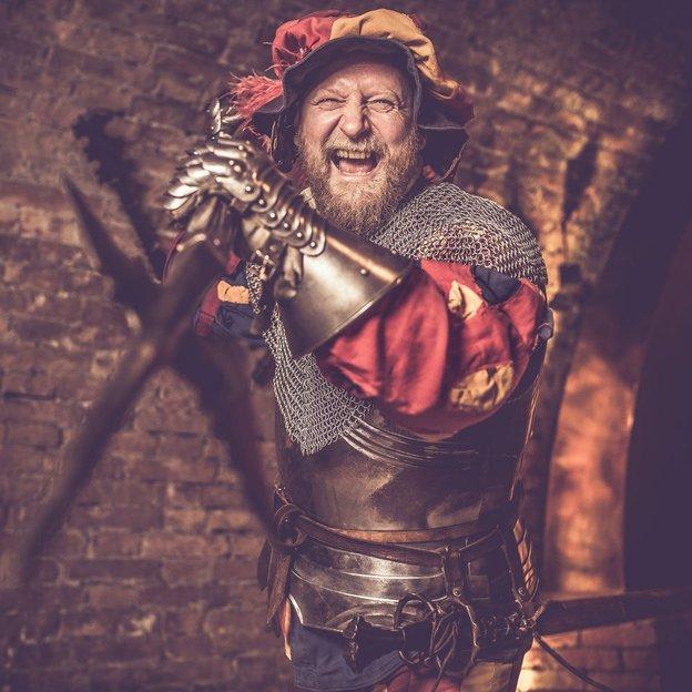 Mittelalterliches Ritteressen für 2 Personen