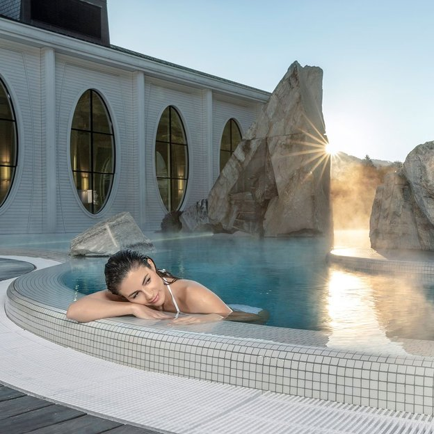 Tamina Therme Spa Day Relax (1 Person)