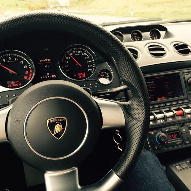 Lamborghini LP560-4 Coupe für 12 Stunden