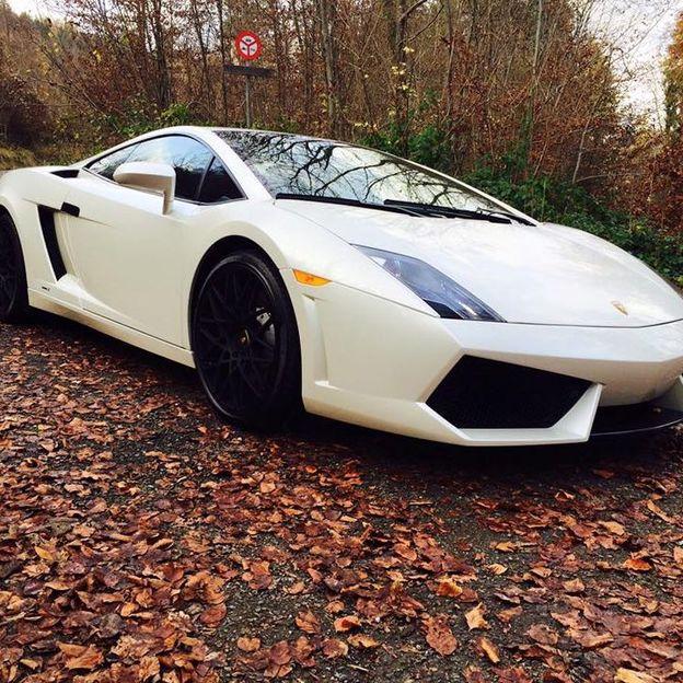 Lamborghini LP560-4 Coupe für 24 Stunden
