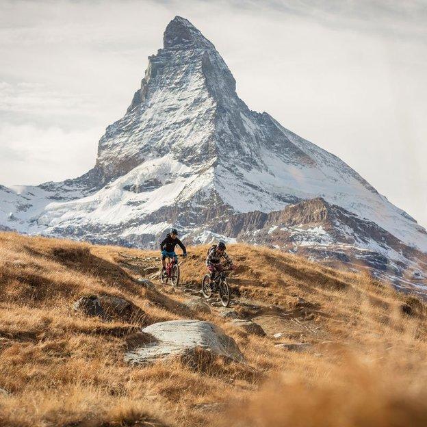 Wellnessurlaub am Fusse des Matterhorns