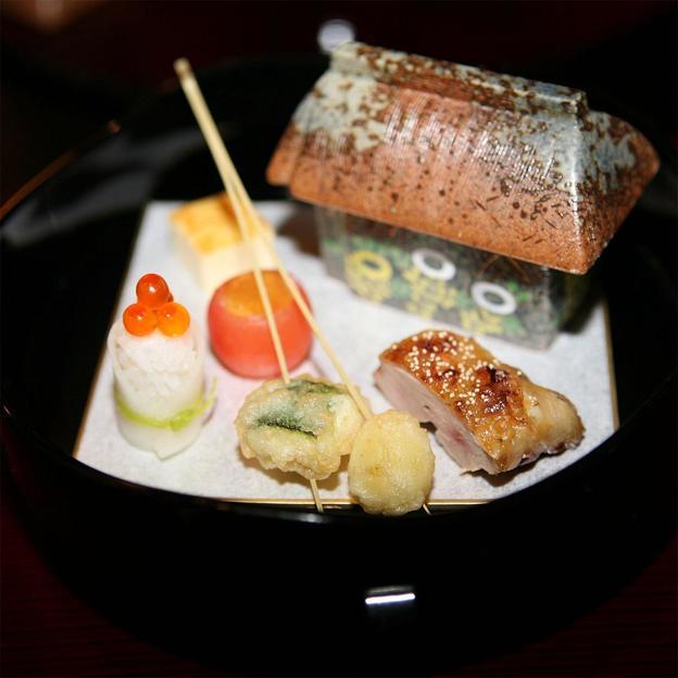 Cuisine & Romantisme japonais à 20 km de Zurich