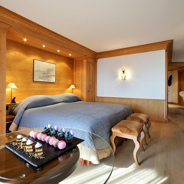 Luxus Übernachtung im RoyAlp Executive-Zimmer