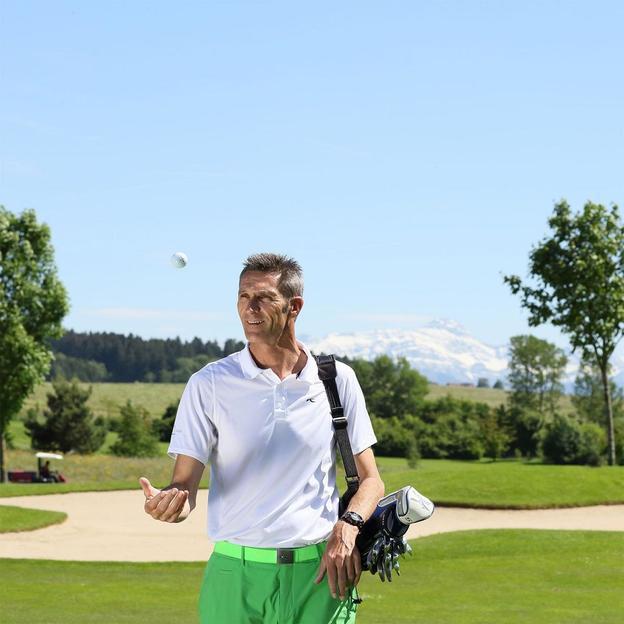 Schnupperkurs im Golfpark Waldkirch