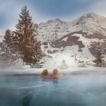 Day Spa mit Dinner in Adelboden