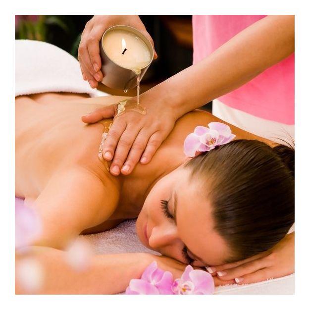 Massage à la bougie (1h15)