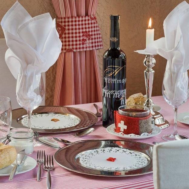 Romantisches Angebot für Leib und Seele im Wallis