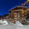 Schlemmen im Schnee in Klosters