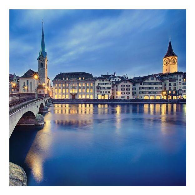 Tour culinaire à Zurich pour 2 pers.
