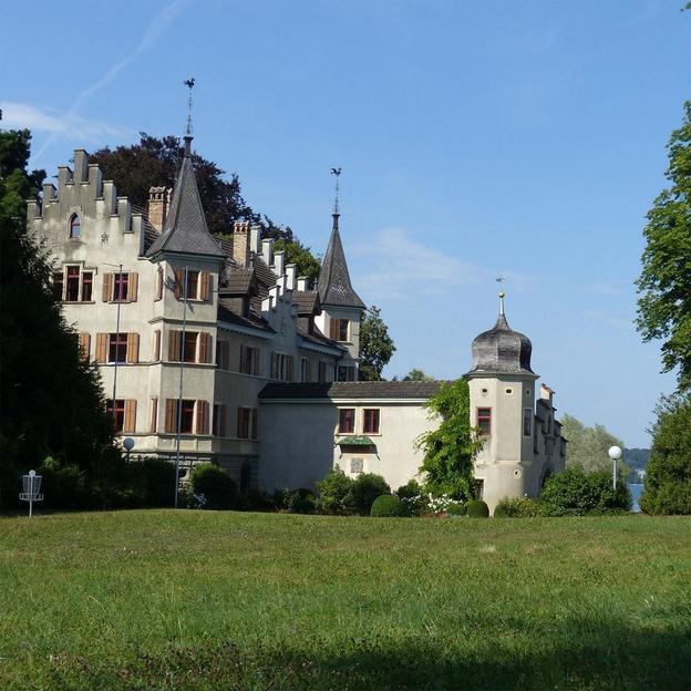 Sonntagsbrunch im Schloss Seeburg in Kreuzlingen