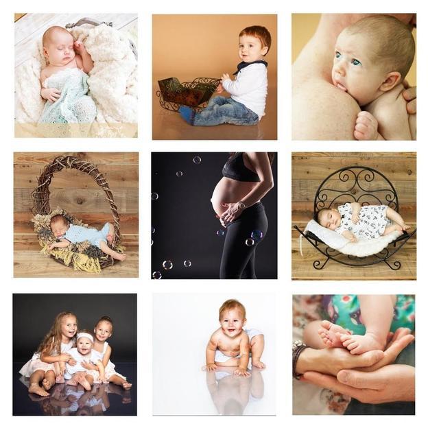 Baby Fotoshooting in Aarau