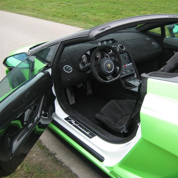 Lamborghini Gallardo LP-570-4 Spyder 2 Tage