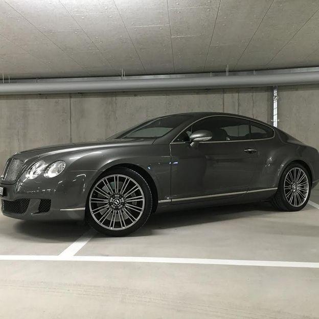 Bentley Continental GT Speed 3 Stunden