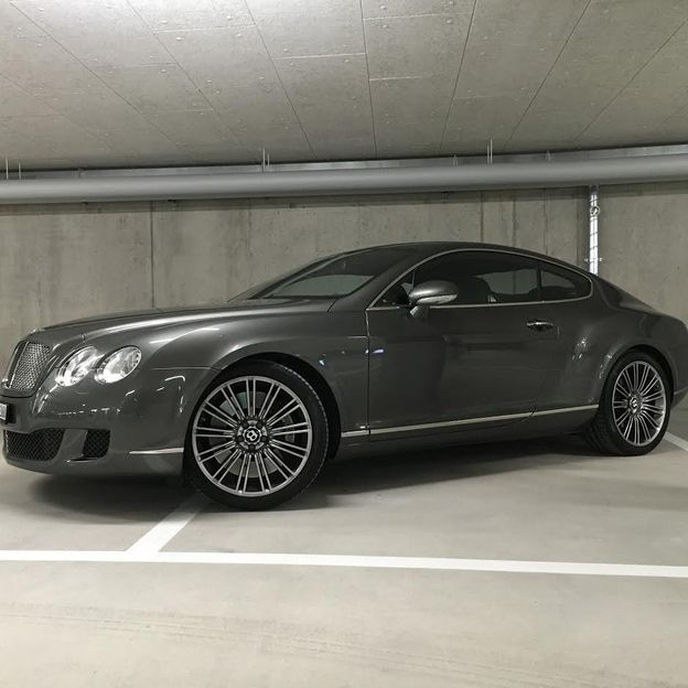 Bentley Continental GT Speed 3 Stunden