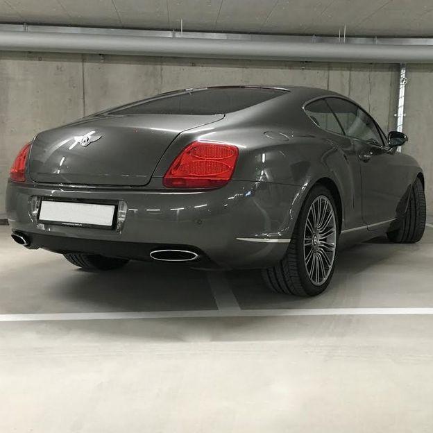 Bentley Continental GT Speed 6 Stunden