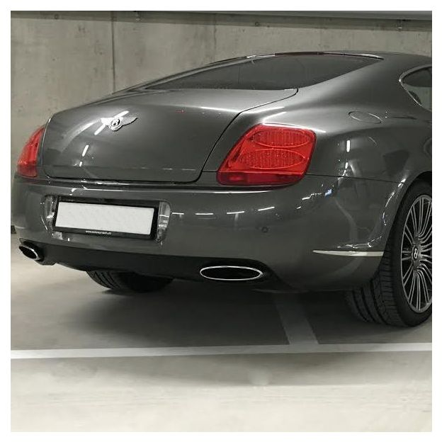 Bentley Continental GT Speed 6 Stunden