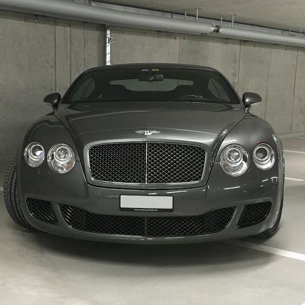 Bentley Continental GT Speed 12 Stunden