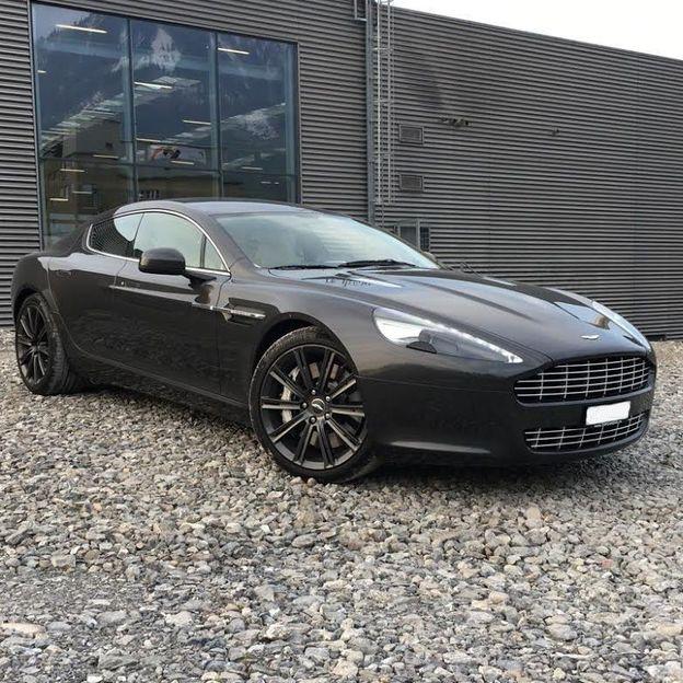 Aston Martin Rapide 12 Stunden