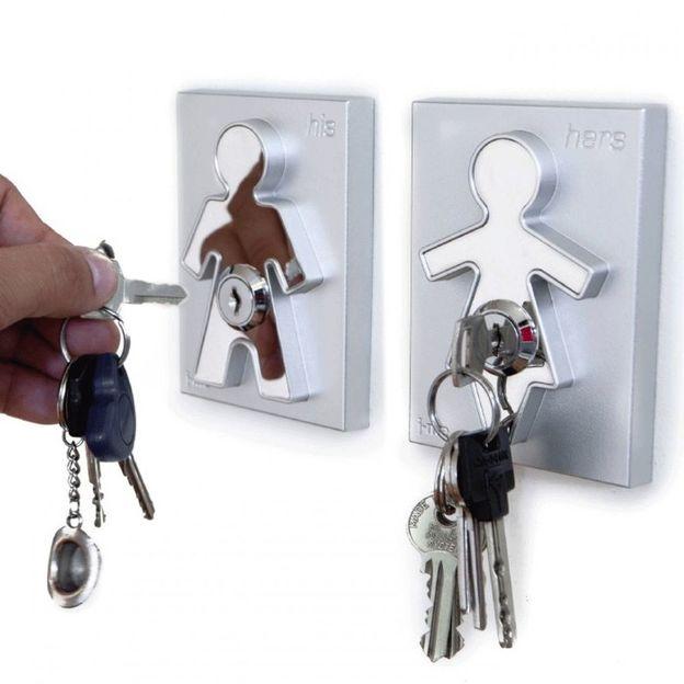 Porte clés HIS et HER