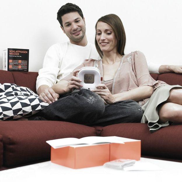 Axbo Schlafphasenwecker Couple für 2 Personen