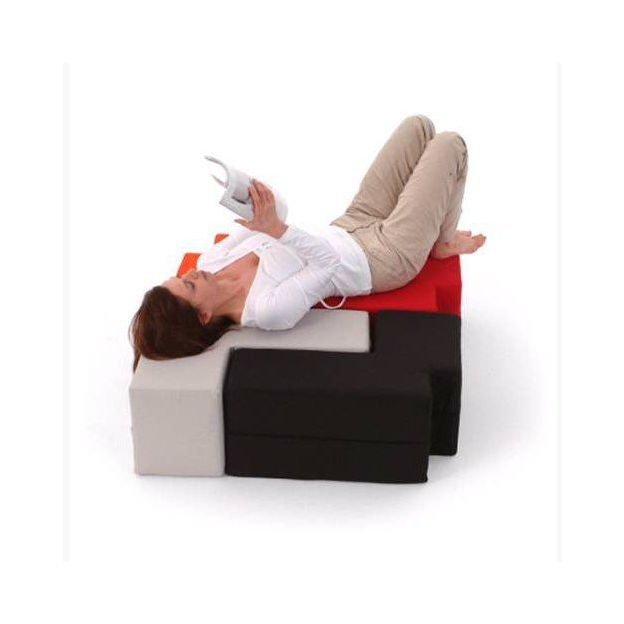 Ergonomischer Stuhl Lümmel