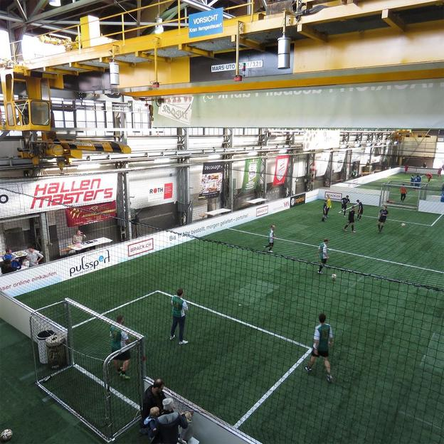After Work Indoor Soccer