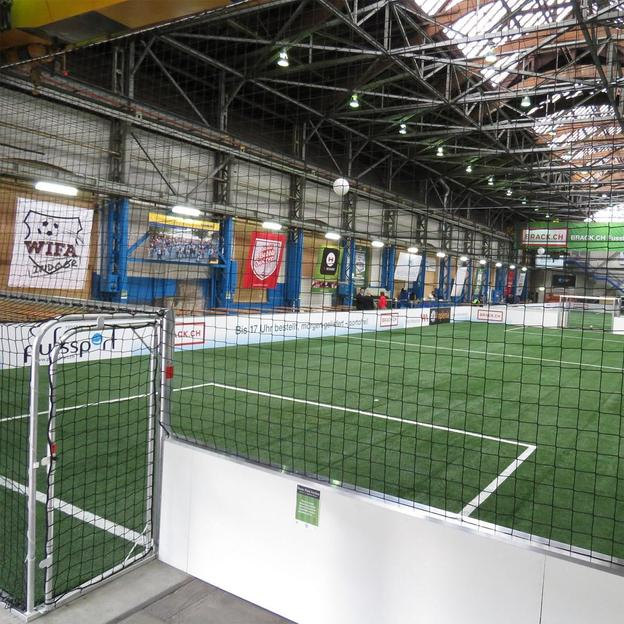 Weekend Indoor Soccer