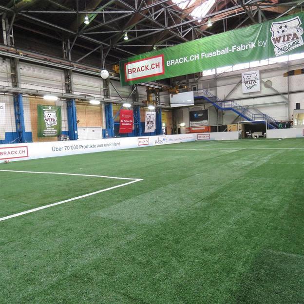 Weekend Indoor Soccer