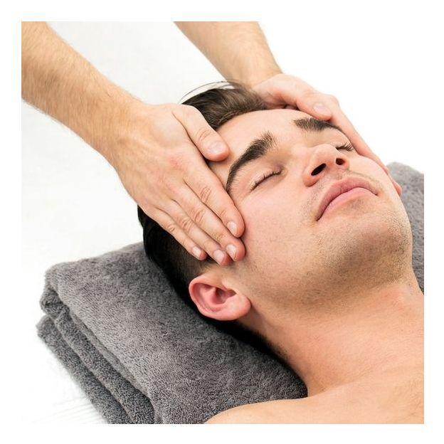 Massage crânien de 30 minutes (VS)