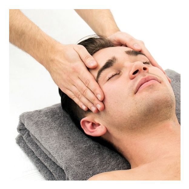 Massage crânien de 30 minutes (VS)