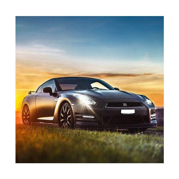 Nissan GT-R Black Edition mit 666 PS für 3 Stunden