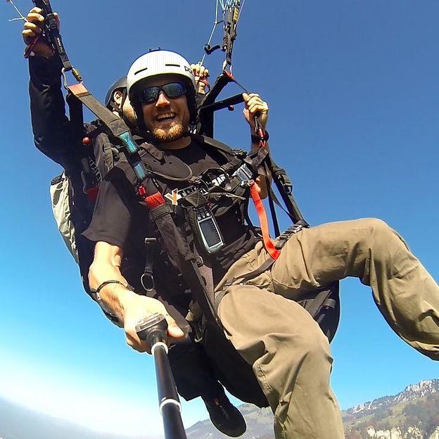 Tandem Gleitschirmflug in der Zentralschweiz
