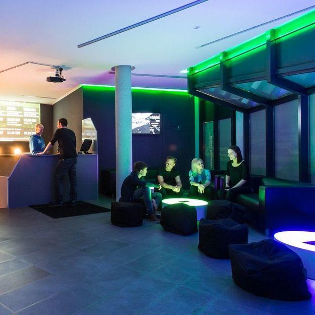 Lasertag spielen in Basel 3 Runden (Kinder)