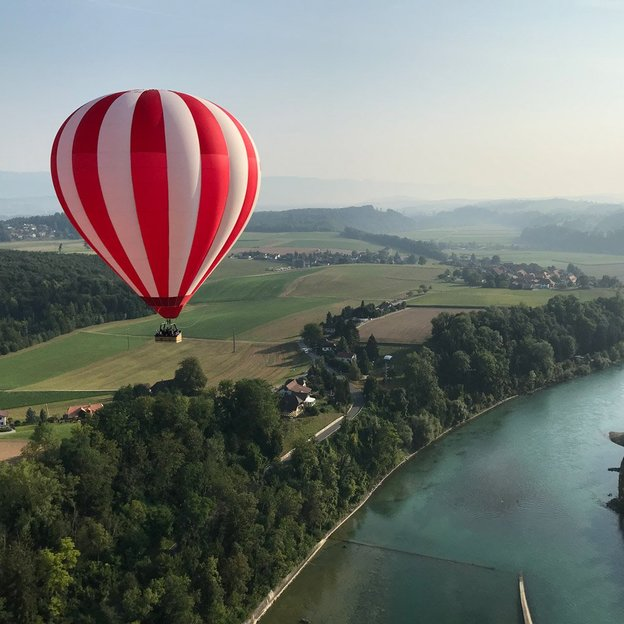 Deluxe Panoramafahrt zu zweit (3-Seen-Region)