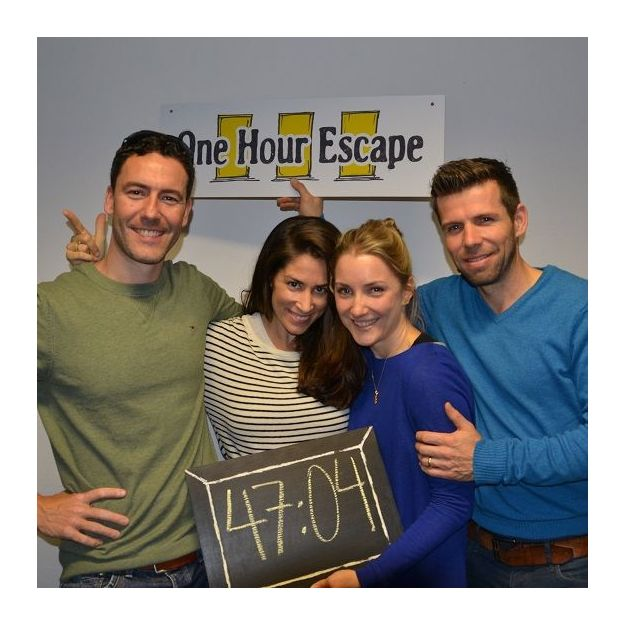 One Hour Escape in Basel (6 Personen)