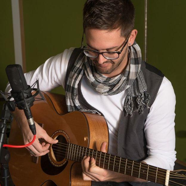 Enregistrement CD en studio professionnel en Valais