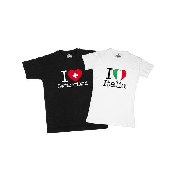 T-shirt Nations