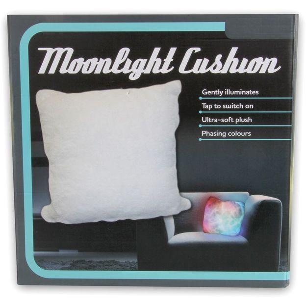 LED Kissen Mondlicht