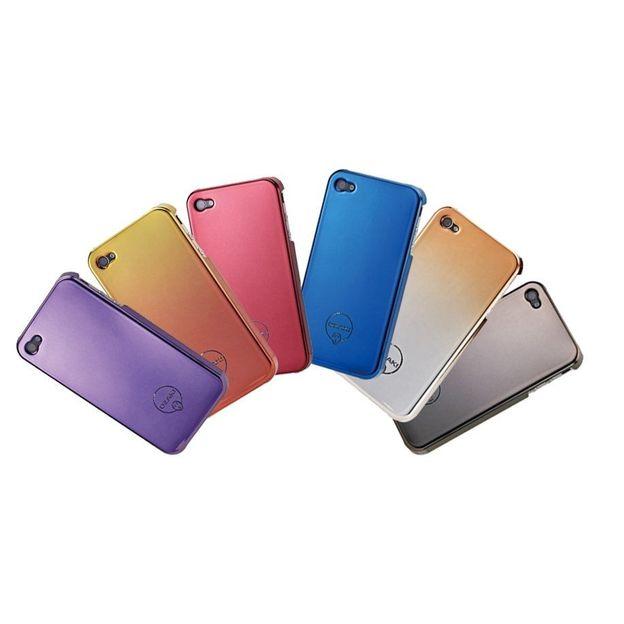 Ozaki iPhone 4 Schutzhüllen 3er Set
