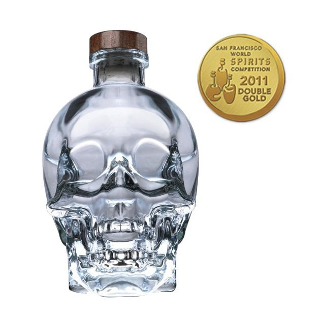 Crystal Head, Vodka, 70cl / 175 cl