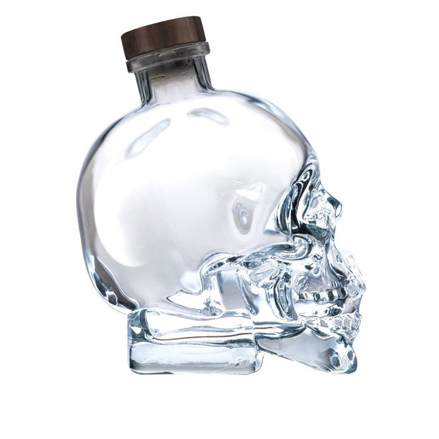 Crystal Head, Vodka, 70cl / 175 cl