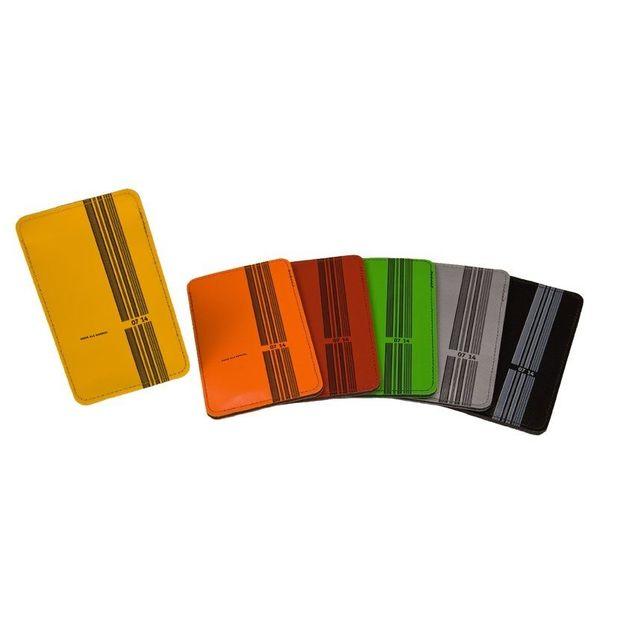 0714 Etui de cuir iPhone 4/4S/5/5S