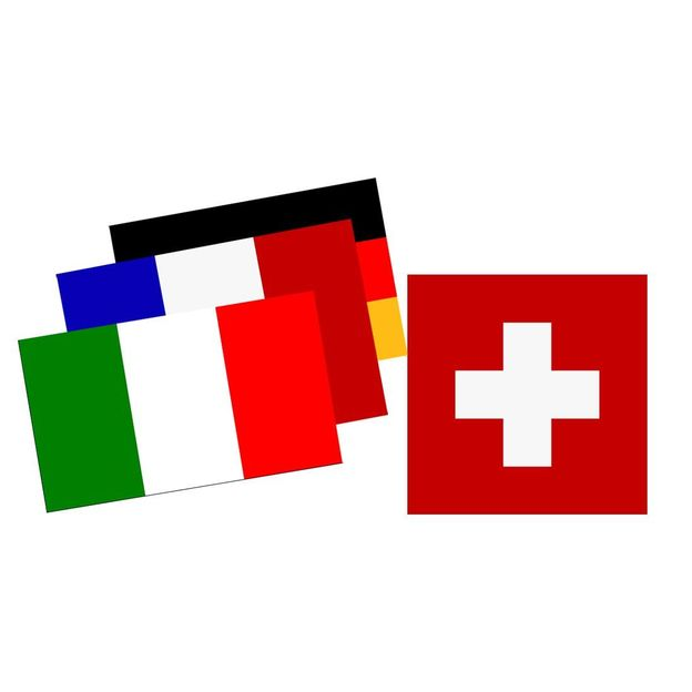 Nationalflaggen