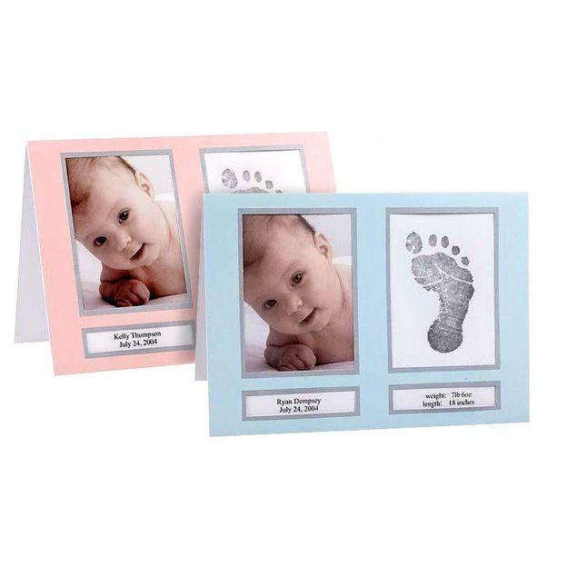 Geburt Ankündigungen 10er Kartenset