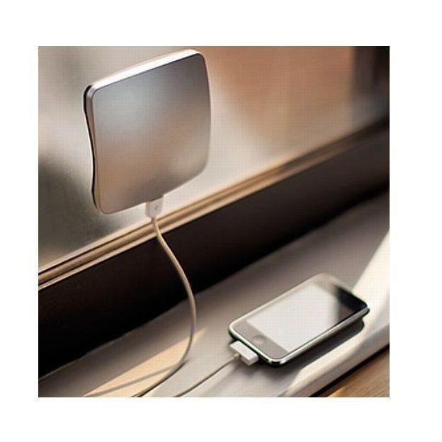 Solar Ladegerät für das Fenster