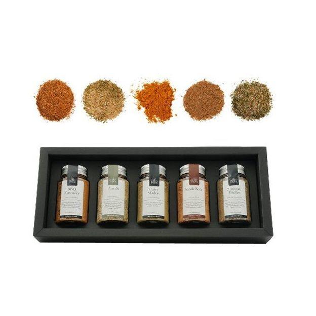Set d'épices savoureuses
