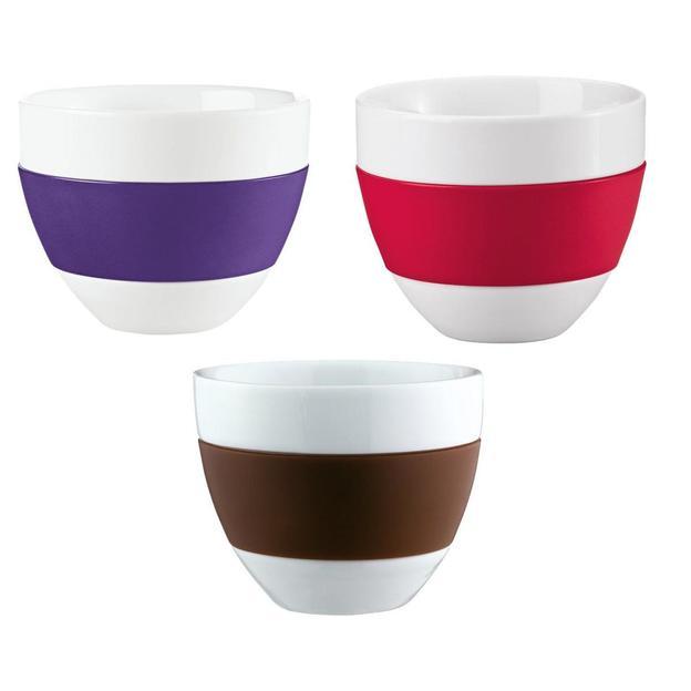Tasse à Café au Lait AROMA de Koziol