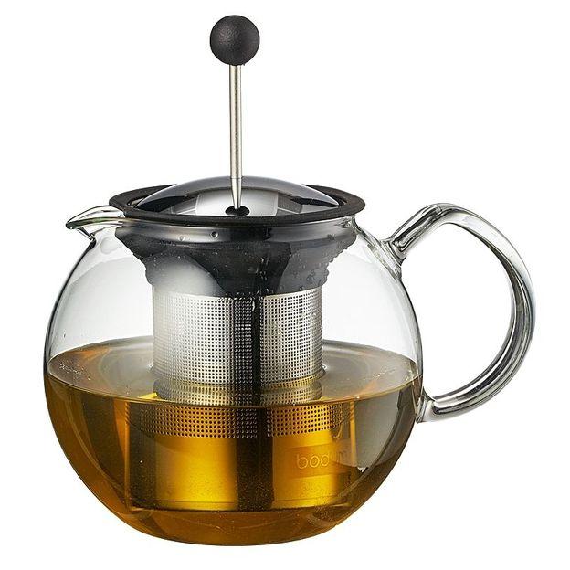 Bodum Teebereiter mit Edelstahlfilter