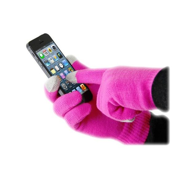 iGlove les gants tactiles iPhone